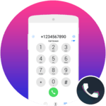Dialer Theme OS 11 Phone 8 & Phone X for pc icon