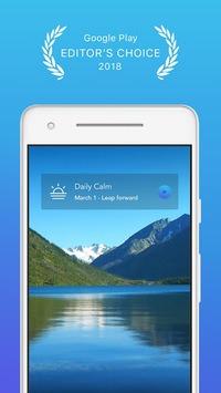 Calm - Meditate, Sleep, Relax APK screenshot 1