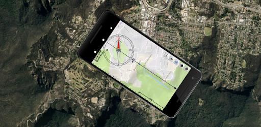 Orienteering Compass & Map pc screenshot