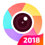 Candy selfie - photo editor, live filter camera icon