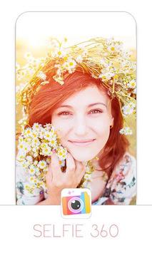 Selfie360 Video-selfie camera APK screenshot 1