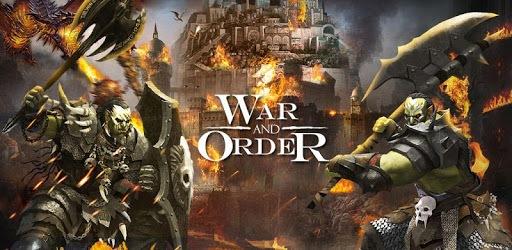 War and Order pc screenshot