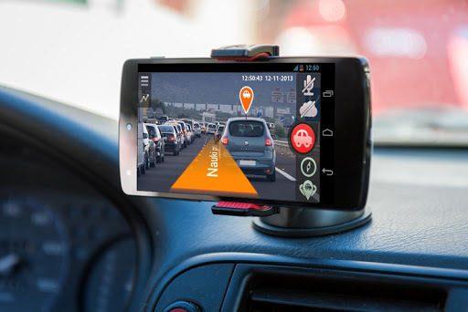 Car DVR & GPS navigator APK screenshot 1