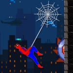 Spider adventure icon