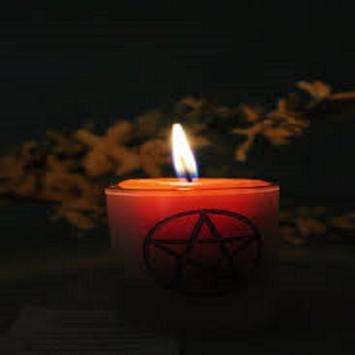 Candle magic spells APK screenshot 1