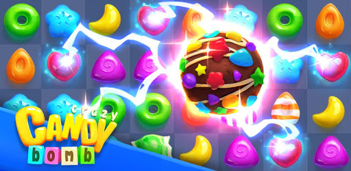 Crazy Candy Bomb - Sweet match 3 game pc screenshot