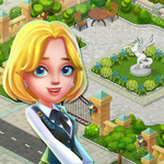 Town Story - Match 3 Puzzle icon
