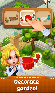 Town Story - Match 3 Puzzle APK screenshot 1