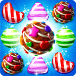 Sweet Candy Forest APK icon