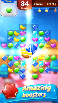 Sweet Candy Forest APK screenshot 1