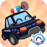 Cars & Trucks for Junior Kids 🚨 Fun Learning Game icon