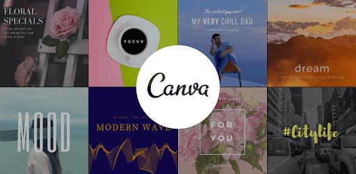 Canva: Graphic design & poster, invitation maker pc screenshot
