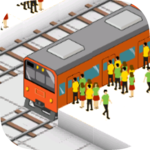 STATION-Train Crowd Simulation icon