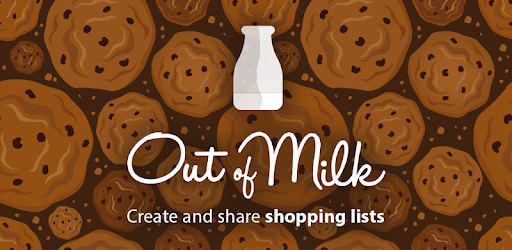 Out of Milk - Grocery Shopping List pc screenshot