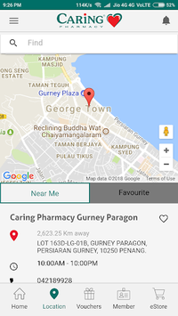 CARiNG Pharmacy APK screenshot 1