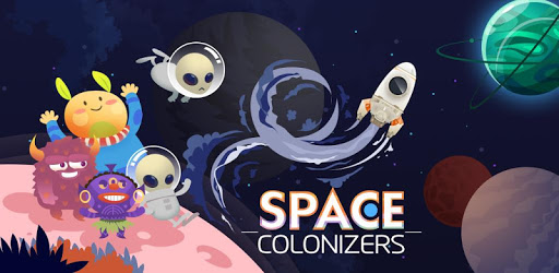 Space Colonizers Idle Clicker Incremental pc screenshot