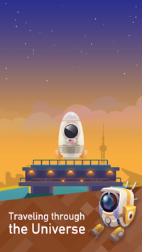 Space Colonizers Idle Clicker Incremental APK screenshot 1