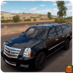 USA Car Driving Simulator 3d: Driver License icon