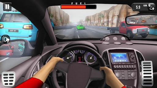 Speed Car Race 3D APK screenshot 1