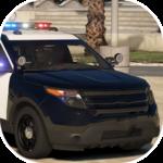 Police Car Driver Offroad 2018 icon