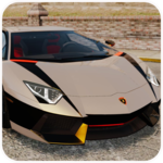 Car Lamborghini Driving Simulator: USA icon