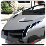 Car Racing Lamborghini Driving icon