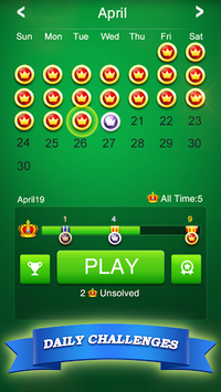 Solitaire Classic APK screenshot 1