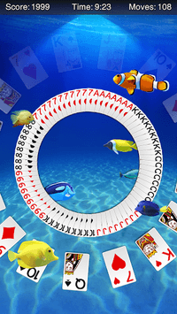 FreeCell Solitaire APK screenshot 1