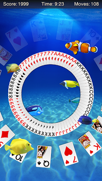 Pyramid Solitaire APK screenshot 1