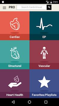 CardioVisual: Heart Health Built by Cardiologists APK screenshot 1