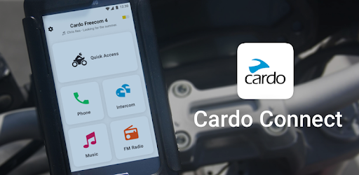 Cardo Connect pc screenshot