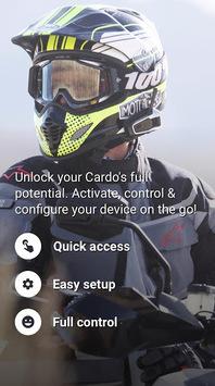 Cardo Connect APK screenshot 1