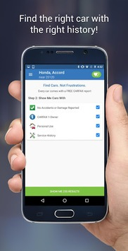 CARFAX Find Used Cars for Sale APK screenshot 1