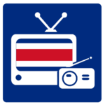 TV Television and Radio Costa Rica for pc icon