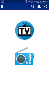 TV Television and Radio Costa Rica APK screenshot 1