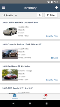 Carsforsale.com Dealer APK screenshot 1