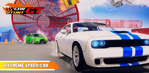 Car Stunt 3D Racing: Mega Ramp Simulator Games APK screenshot 1