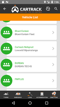 Cartrack APK screenshot 1