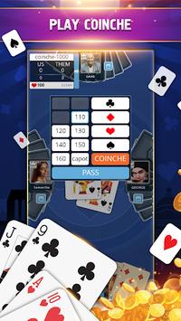 VIP Belote - French Belote Online Multiplayer APK screenshot 1