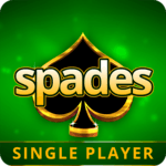 Spades Offline - Single Player icon