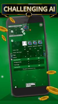 Spades Offline - Single Player APK screenshot 1