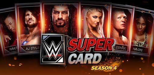 WWE SuperCard – Multiplayer Card Battle Game pc screenshot