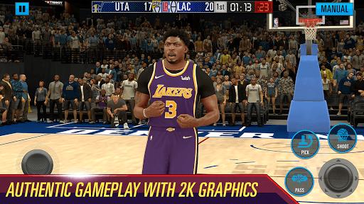 NBA 2K Mobile Basketball APK screenshot 1