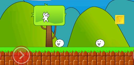 Super Cat World : Syobon Action pc screenshot