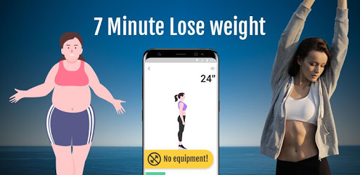 7 Minutes to Lose Weight - Abs Workout pc screenshot