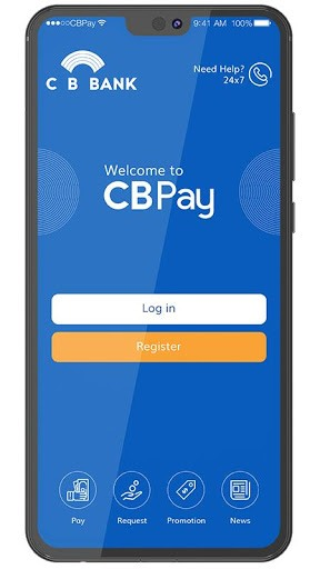 CB Pay APK screenshot 1