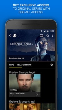 CBS - Full Episodes & Live TV APK screenshot 1