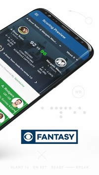 CBS Sports Fantasy APK screenshot 1