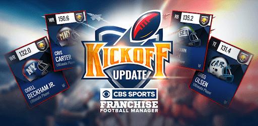 CBS Sports Franchise Football pc screenshot