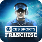 CBS Sports Franchise Football APK icon